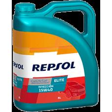Масло Repsol Élite Inyección 15W40