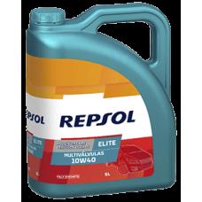 Масло Repsol Élite Multiválvulas 10W40